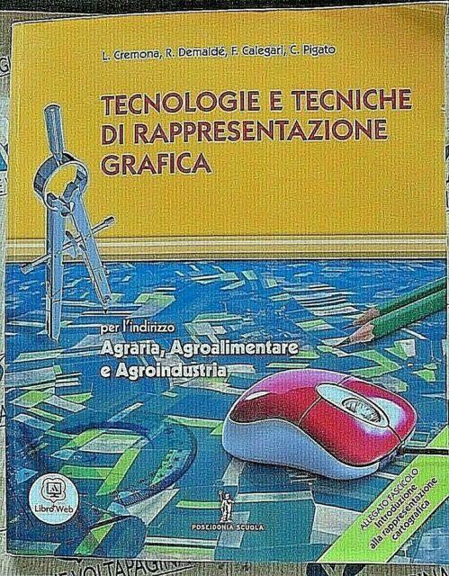 TECNOLOGIE E TECNICHE DI RAPPRESENTAZIONE GRAFICA - L.CREMONA -  POSEIDONIA