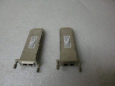 CISCO GENUINE XENPAK-10GB-SR  V02 10GBase SR Tranceiver Module 10-2014-02