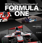 The Complete Encyclopedia of Formula One by Bruce Jones (Paperback / softback, 2010)