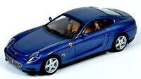 Ferrari 612 Scaglietti, In Metallic Blue 2003, Hot Wheels Elite V8376 1/43
