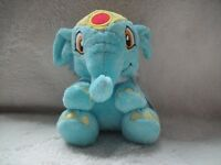 Neopets Doll Series 2 Blue Elephante With Code