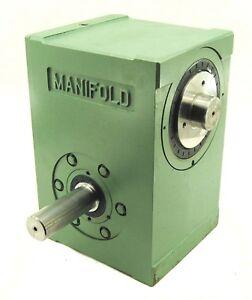 New! Manifold Indexing RTU-500/82 Oscillator Indexer