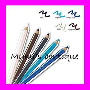 crayon kh l yeux eyeliner avon blanc bleu turquoise. Black Bedroom Furniture Sets. Home Design Ideas