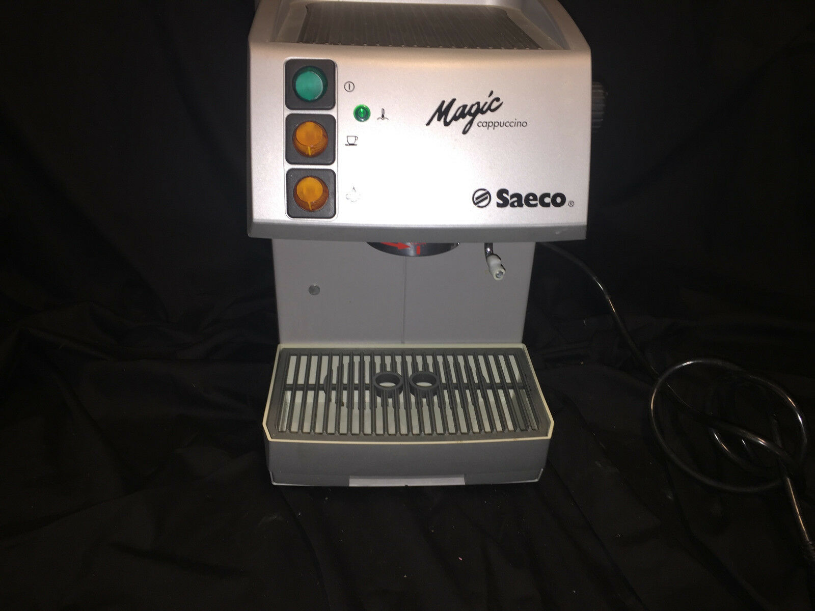 Saeco Magic Cappuccino Plus Coffee Maker picobaristo syntia barista phillips