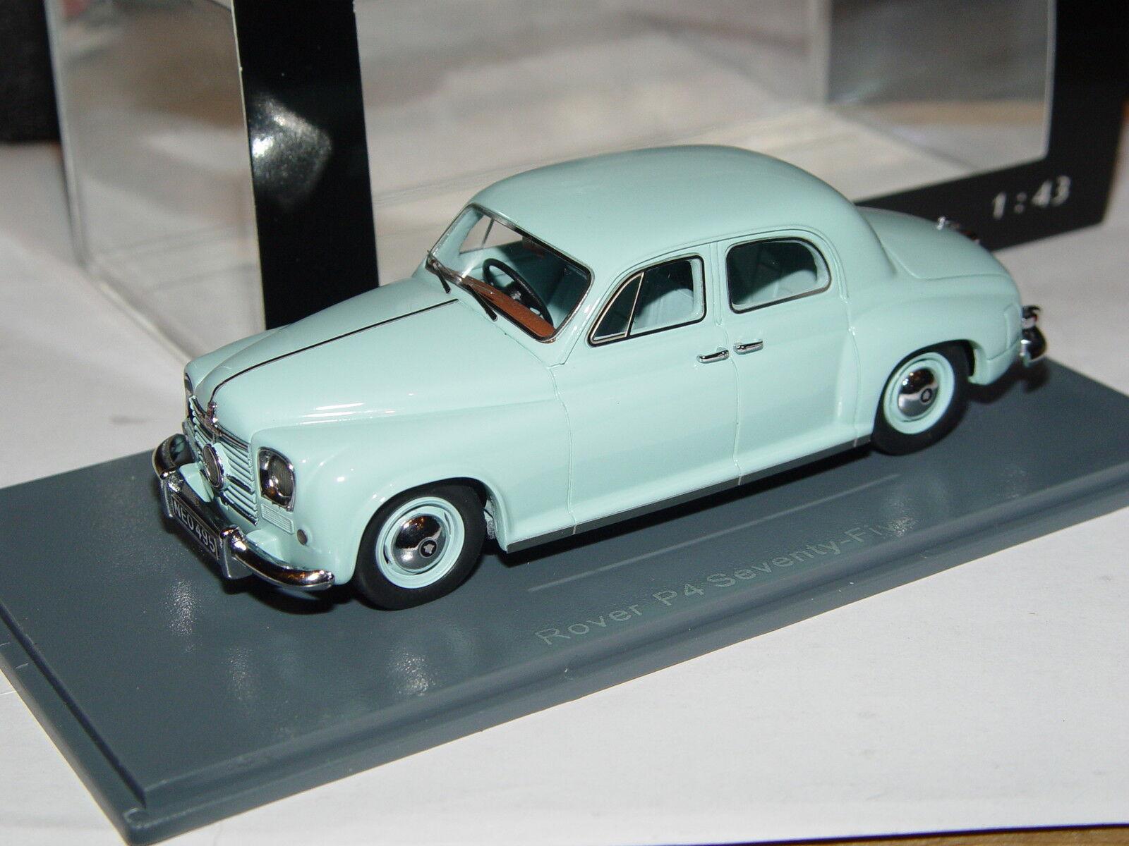 ROVER P4 75 année 1949 - Neo Model