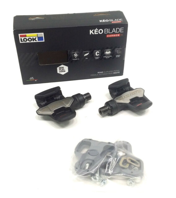 Look Keo Blade Pedal Blade Replacement 16nm One Blade Per Order