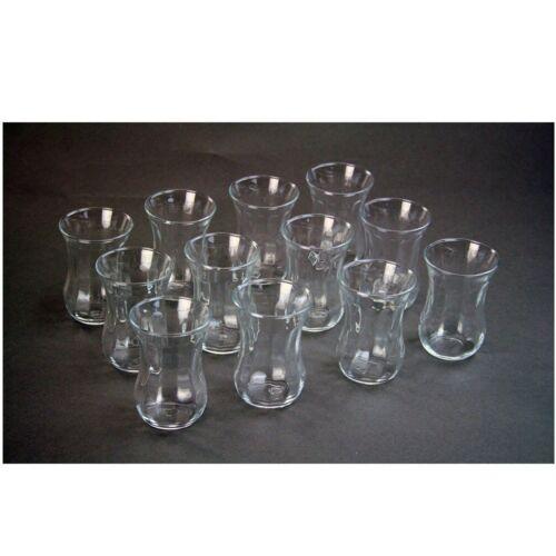Teeglass Optik 36er Pasabahce Türkisch Teegläser Cay Bardagi Tee
