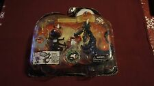 Skunk Fu Heroes Vs Villains - Skunk vs Dragon - Package partially opened