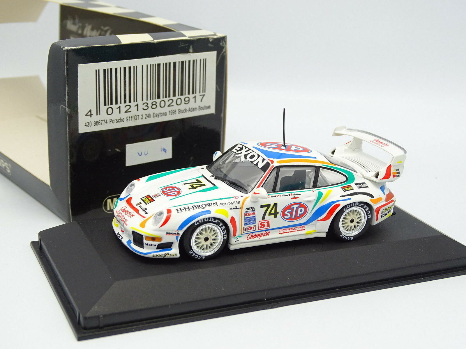 Minichamps  - Porsche 911 GT2 24h Daytona 1996
