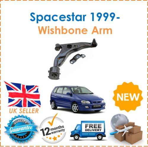 Lower Right Wishbone Suspension Arm New For Mitsubishi Carisma Spacestar 1999