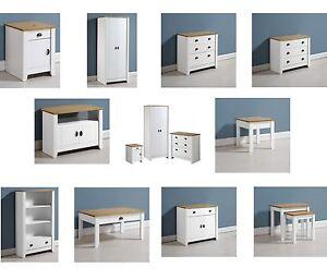 Good Image Is Loading Ludlow Bedroom Amp Living Room Furniture White Wardrobe