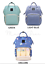 Multifunction-Nappy-Bag-Mommy-Diaper-Backpack thumbnail 10