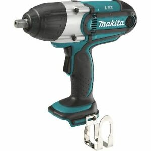 Makita-XWT04Z-18V-LXT-Li-Ion-Cordless-1-2-034-High-Torque-Impact-Wrench-Bare
