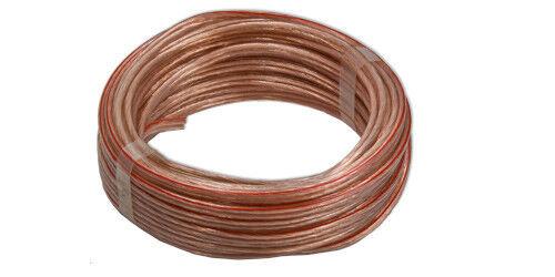 Extensión 2 x 1,5mm² QMM 48*0, 20 mm 10m coche altavoces cable