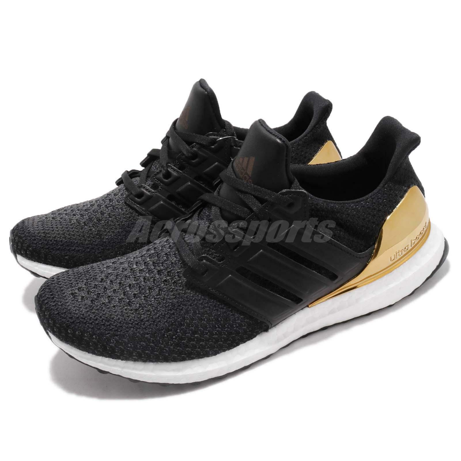 adidas UltraBOOST LTD Olympic Or Medal Noir Mens Womens Running Chaussures BB3929