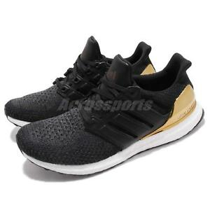 adidas UltraBOOST LTD Olympic Gold Medal Black Mens Womens Running ... 22476129aa