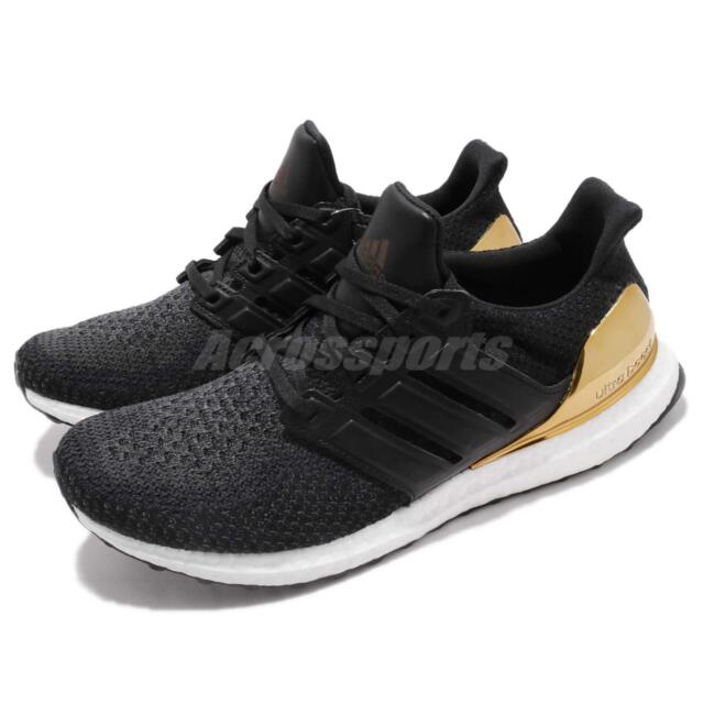 ee981baa847 adidas UltraBOOST LTD Olympic Gold Medal Black Mens Womens Running Shoes  BB3929
