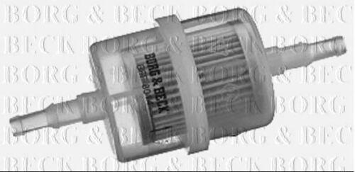 Borg /& Beck Filtro De Combustible Para Ford Taunus Motor De Gasolina 1.6 50KW