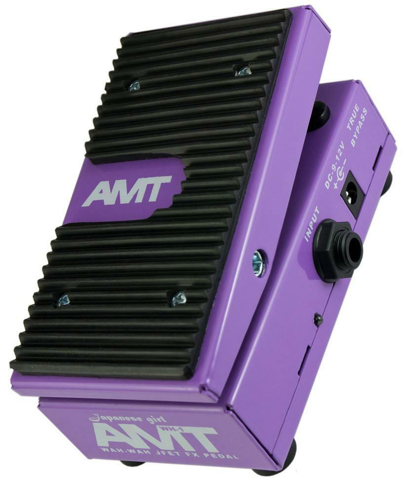 AMT Electronics WH-1 Optical Wah Pedal