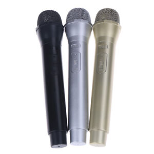 Dummy-Microphone-Simulation-Mic-Model-Shell-Performance-Props-Children-Toys-TPI