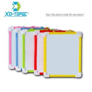 Magnetic-Kids-Whiteboard-Mini-Small-Hanging-Drawing-Board-20-X-18-Cm-Marker-Free