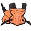 PULSE-RENEGADE-ORANGE-MOTOCROSS-MX-ENDURO-BMX-MTB-MOUNTAIN-BIKE-CHEST-PROTECTOR thumbnail 2