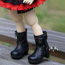 1/6 BJD Shoes Yosd Boots Dollfie DOD SOOM MID Luts Dollmore AOD Shoes Black 0316