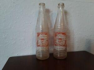 Evanston Illinois 12 oz Vintage Hires Root Beer Soda Pop Bottle