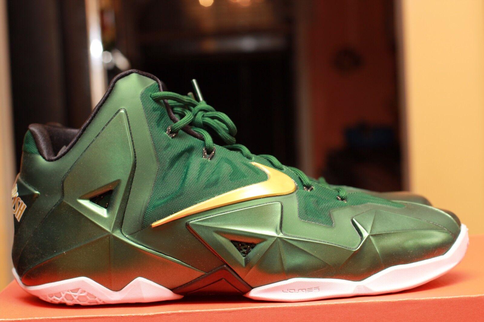 Nike LeBron XI 11 -  SVSM AWAY PE  Promo Sample 100% authentic