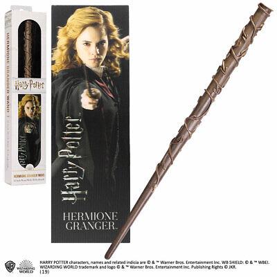 Cosplay Guidata Formazione Bacchetta per Streghe e maghi,Hermione Granger FHISAO Hermione Granger Magic Wand Harry Potter Movie Props Bacchetta