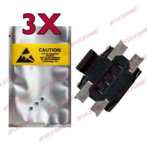 Details about 3 X New Power Volume Switch Push Button Motorola Droid Turbo  XT1254 Maxx XT1225
