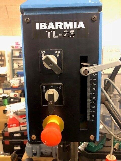 Søjleboremaskine, Ibarmia