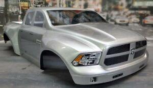 Custom-Painted-Body-2013-Ram-1500-For-1-10-RC-Short-Course-Truck-Traxxas-Slash
