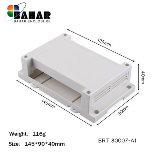 Din Rail Enclosure Din Rail Enclosure Hat Rail Fire Flame Retardant