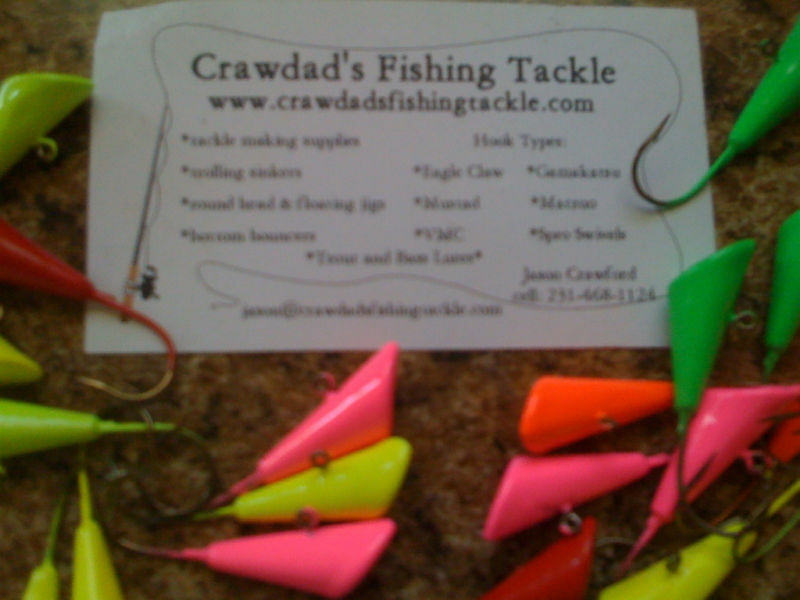 100  Painted 1 4oz Shad Dart, Ice  Fishing, Panfish Shad  affordable