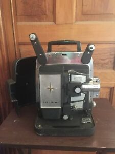 Vintage-Bell-amp-Howell-Lumina-1-2-8mm-Movie-Projector
