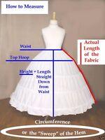 Extra Full Victorian Sca Civil War Reenactor Hoop Skirt