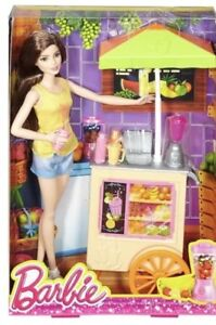 NEW// Sealed Barbie Smoothie Chef Play Set