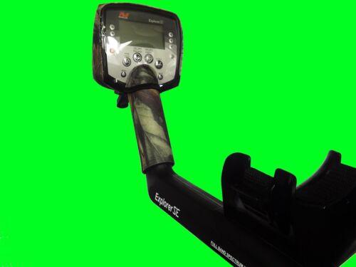 Etrac Minelab Rain Scratch Cover For E-Trac Quattro. Explorer Safari Dust