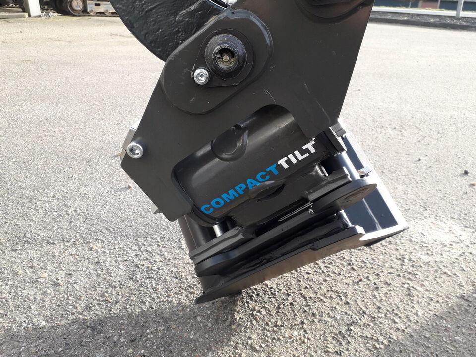 Eurocomach 12 ZT - Zero Tail minigraver