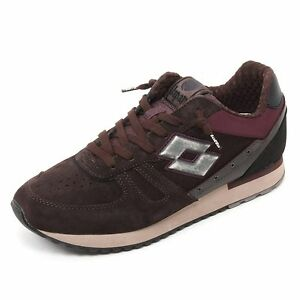 8d93ad339 Details about B6730 sneaker uomo LOTTO LEGGENDA TOKYO SHIBUYA scarpa viola  scuro shoe man