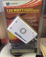 Audiovox Adc120 Ac To Doc Converter