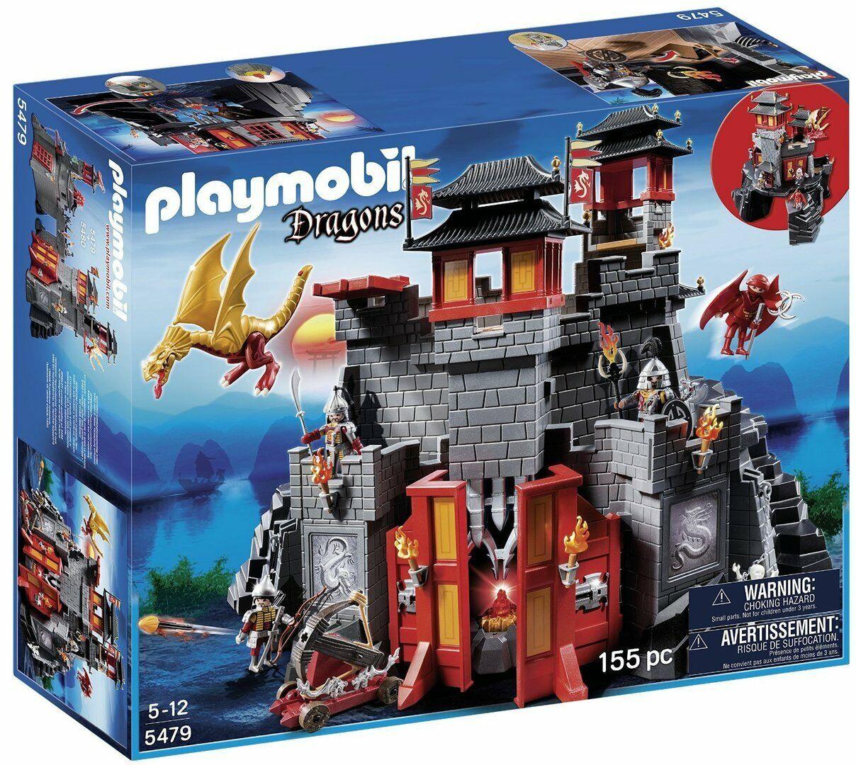 Playmobil 5479 - Gran Castillo del Dragón Asiático - NUEVO