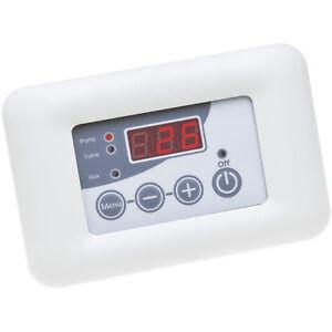 temperaturregler regler holzkessel holzvergaser kaminofen thermostat schalter ebay. Black Bedroom Furniture Sets. Home Design Ideas