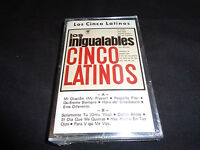 Los Inigualables Cinco Latinos - Cassette Sealed