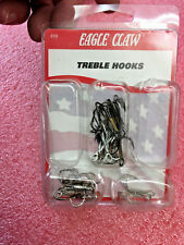 Eagle Claw Treble Hook Assortment Clam 25pcs 610H
