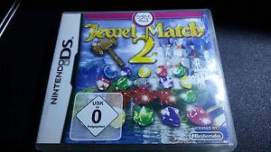 Jewel Match 2 (Nintendo DS, 2011) - Herten, Deutschland - Jewel Match 2 (Nintendo DS, 2011) - Herten, Deutschland