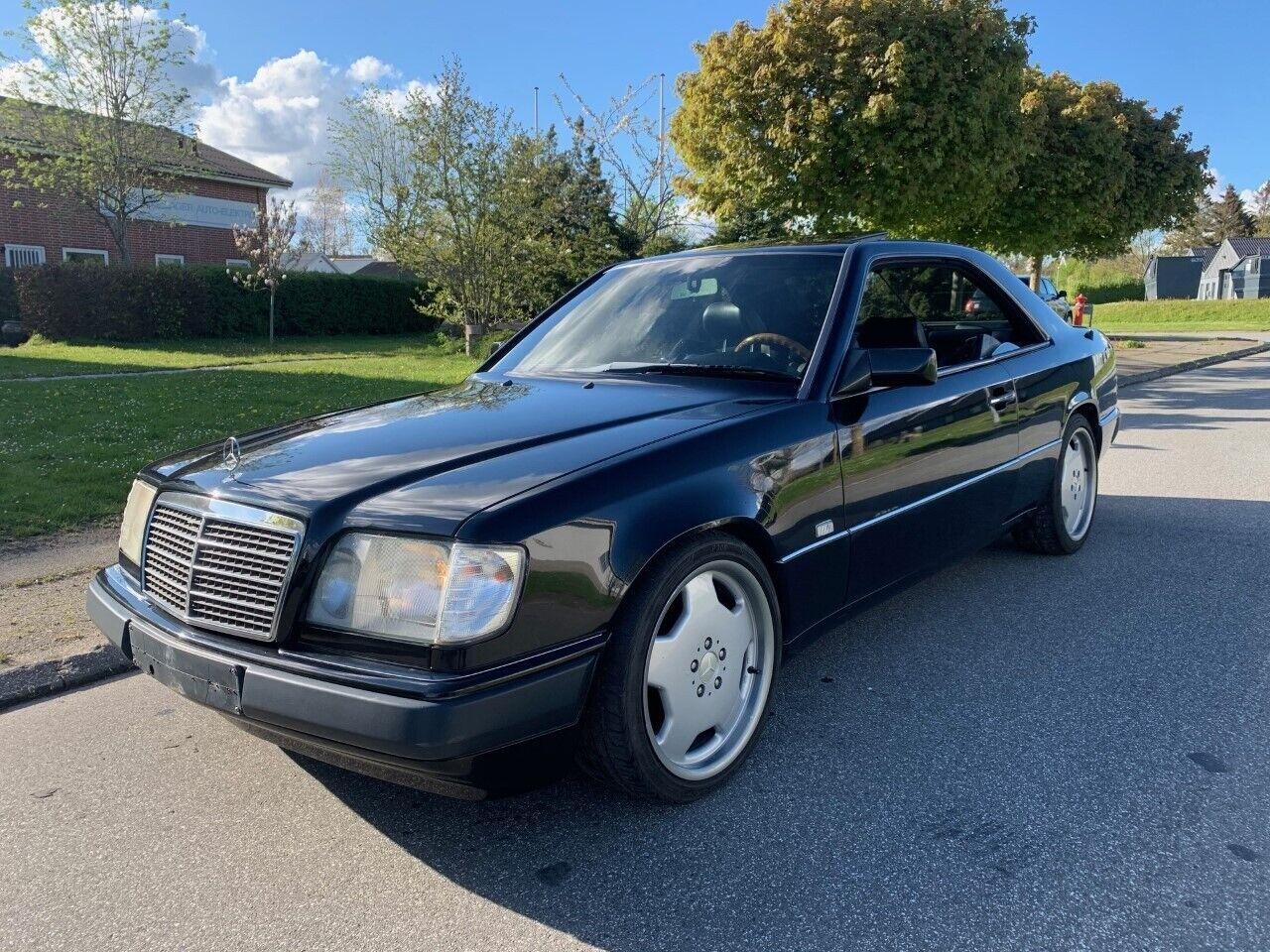 Mercedes 300 CE 3,0 aut. 2d - 74.900 kr.