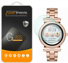 fea415b49007 3X Supershieldz Tempered Glass Screen Protector for Michael Kors Access  Sofie