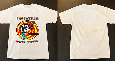 2XL Vintage T-Shirt Wreck Record 1994 New York Reprint Size S
